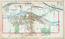 Palmyra Village, East Palmyra, Wayne County 1904
